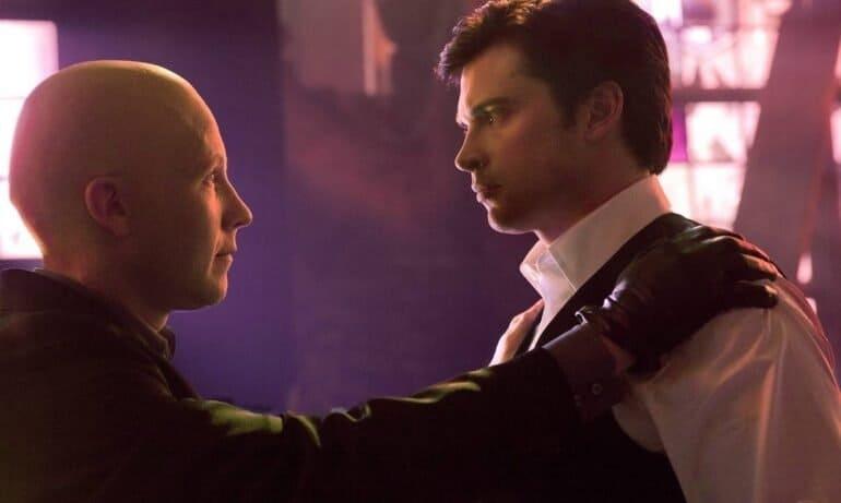 Michael Rosenbaum Smallville Lex Luthor Superman