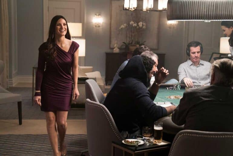 Molly's Game Casino Movie