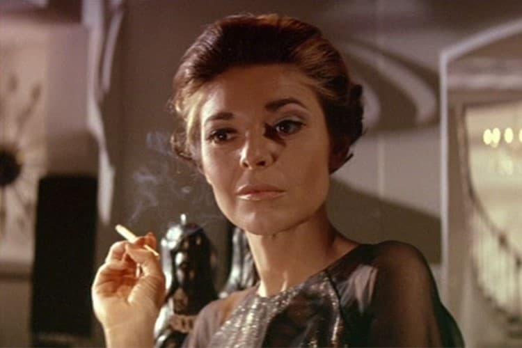 Mrs. Robinson, The Graduate